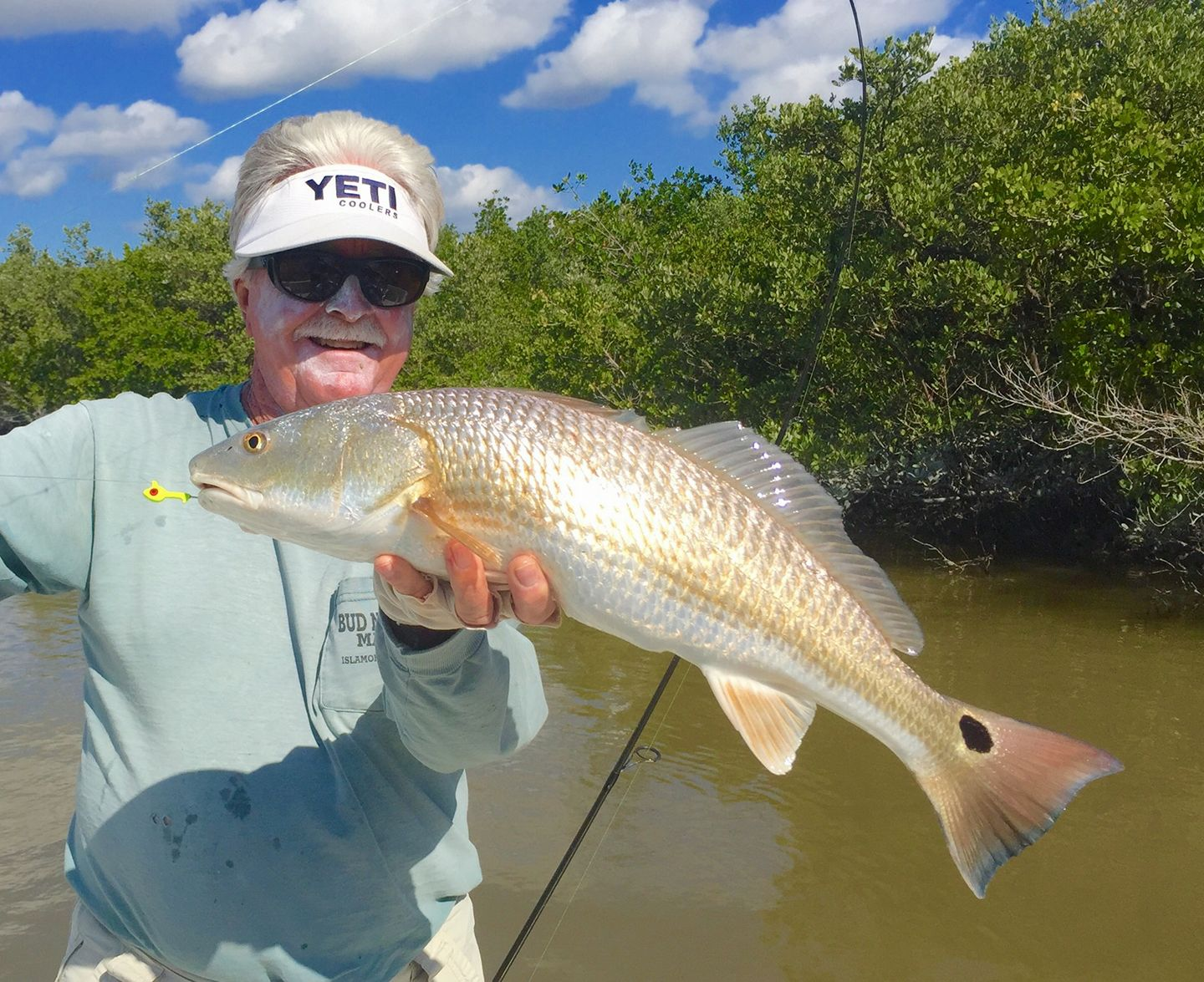 121616red fishing islamorada for Bud and mary s fishing report