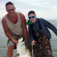 march tarpon fishing